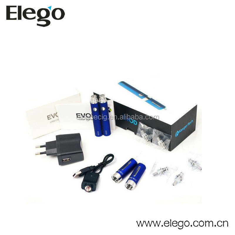 Authentic Kangertech EVOD Lowest Price Best Vaporizer E-cigarette Paypal Accepted