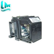 Projector lamp V13H010L67/ ELPLP67 for Epson EB-X14G Powerlite X12 EB-S11