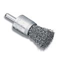 Pen shape stainless steel wire end brush made in china