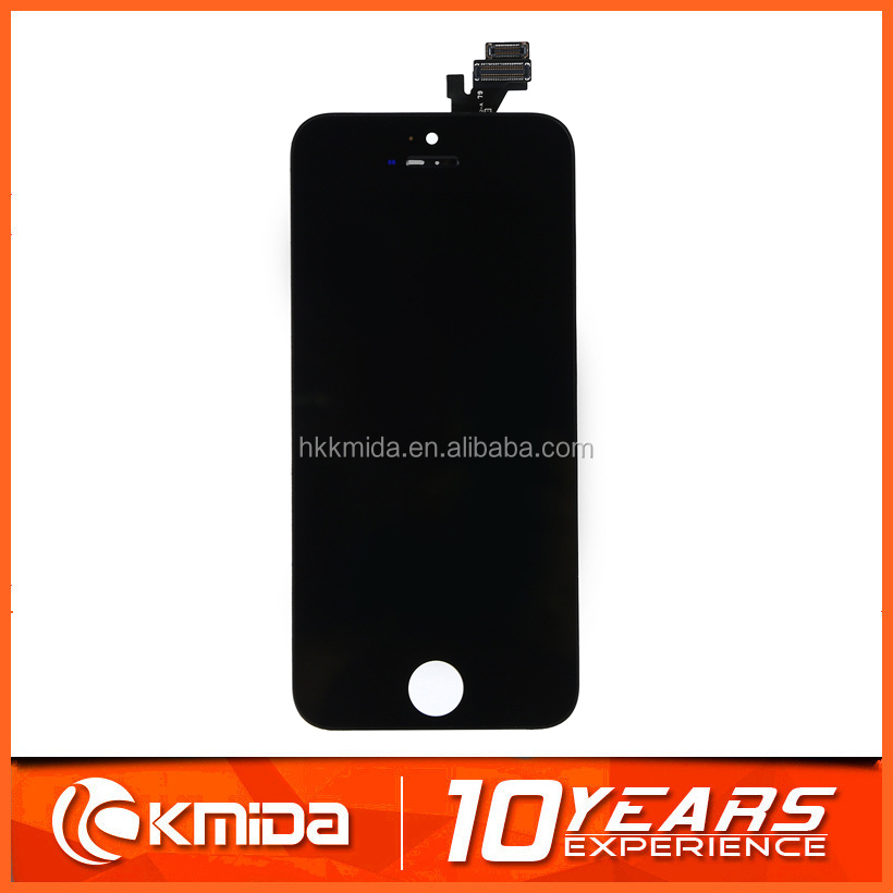 Grade aaa quality for iphone 5 lcd replacement with digitizer touch screen
