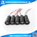 635nm 5mw cross/line/dot red laser module for Sight positioning
