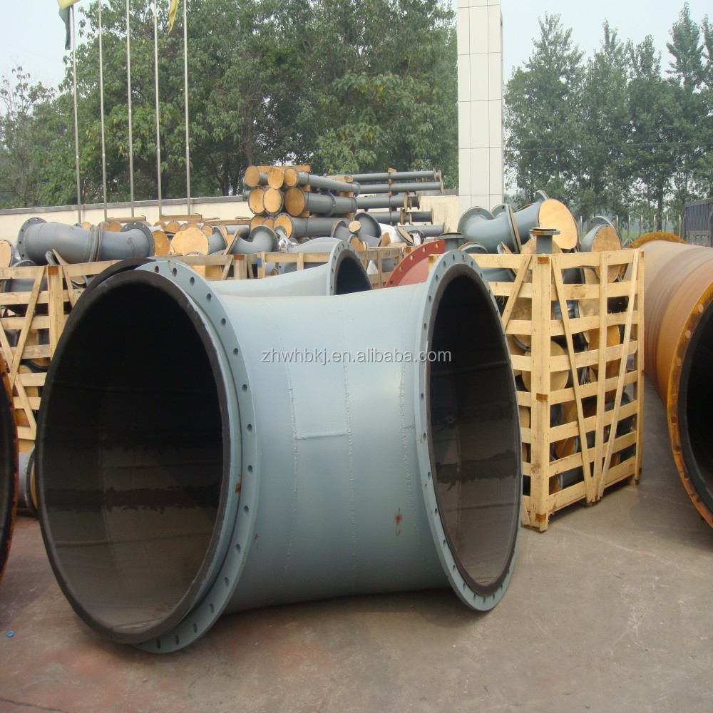 rubber lined carbon steel pipe&welded steel tube 8&astm a106 steel pipe ZHW