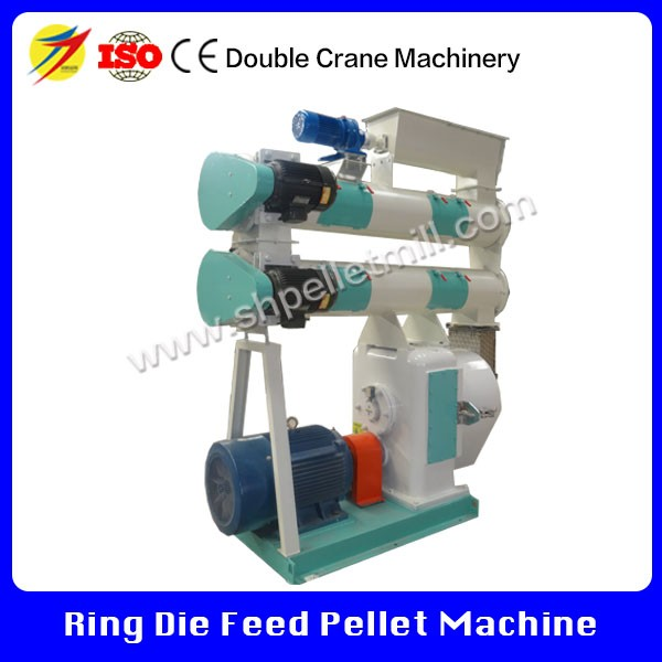 Hot selling poultry chicken cow feed pellet mill of grain,corn,cotton seed for livestock plant