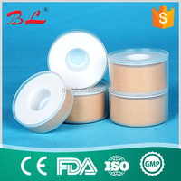 Professional manufacture Zinc oxide adhesive plaster medical cotton plaster(M)