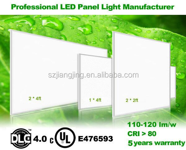 3 years warranty led panel 30w 45w 50w / 2ft ultra thin led panel light