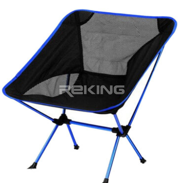 Ultralight Aluminum Folding Chair with Mesh