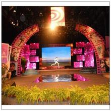 outdoor 3d rental display p5 led screen