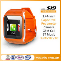 Top Selling China Best New GSM GPS Bluetooth Android 4.4 Smart Watch