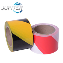 PE yellow double printing road floor marking safety underground warning tape