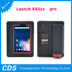 New Released Global Version Launch X431V Equal to X431 Pro Free Update X-431 V Bluetooth/WiFi