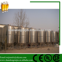 1000L fermentation tanks/nano brewery machine, brew kettle, brite beer tank