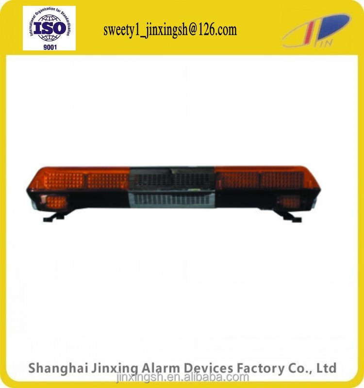 police alarm warning light with high quality and cheap police emergency roof lightbar