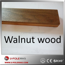 Strong Pull Force/Brown/Walnut wood magnetic knife holder