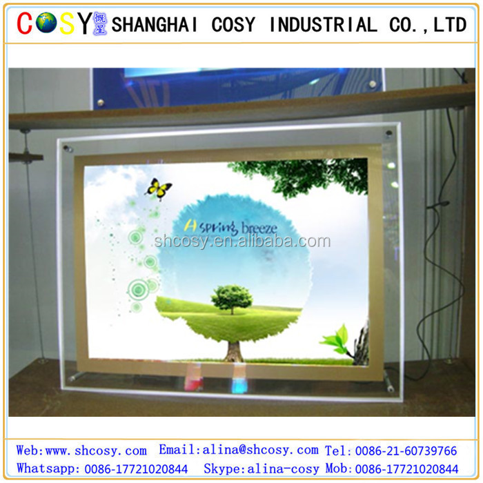 Digital printing hard clear color plastic acrylic sheet with high quality