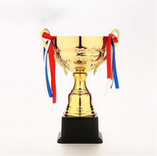 High Quality Customized Gold Metal Cup Trophy