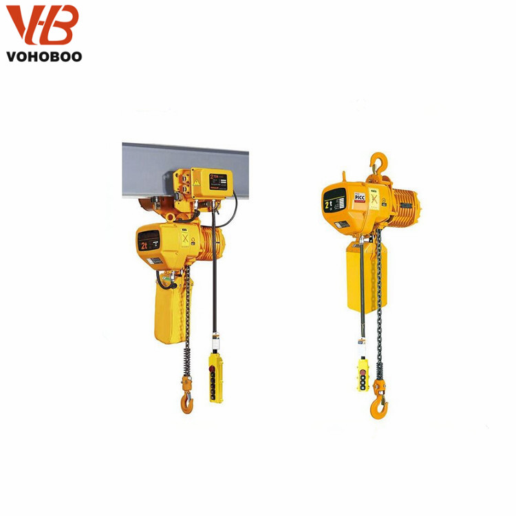from crane home town 5ton electric chain block mini electric hoist price