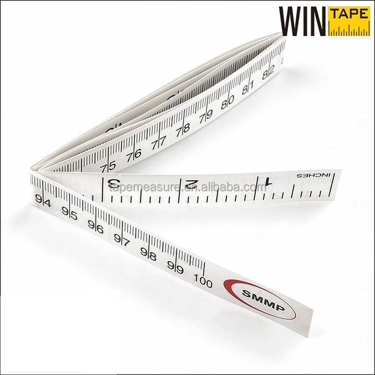 1meters Custom Logo Promotion Gift Under 1 dollar Health Disposable Measuring Tape Medication