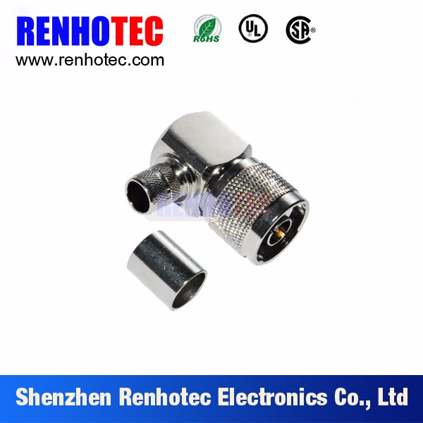 Right angle 3G 4G outdoor antenna n male connector
