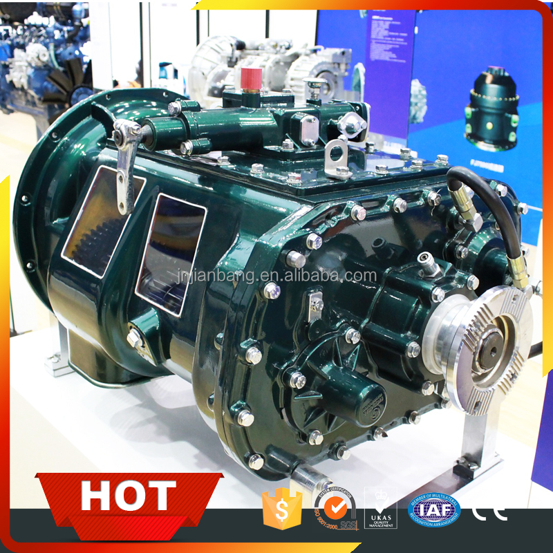 Hot sale high quality manual sinotruk howo transmission gearbox