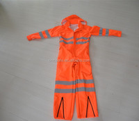 Special Fancy High-Viz and High Quality Workwear Customized Reflective Safety Jumpsuits