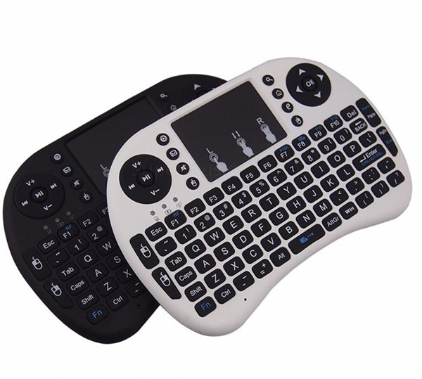Mini I8 2.4G Wireless Keyboard Wireless Air Mouse For Smart Tv I8