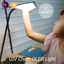 Intelligent utility lighting rechargeable lamp