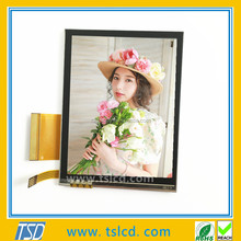 3.5inch sunlight readable TSD lcd display 320*240 transflective lcd