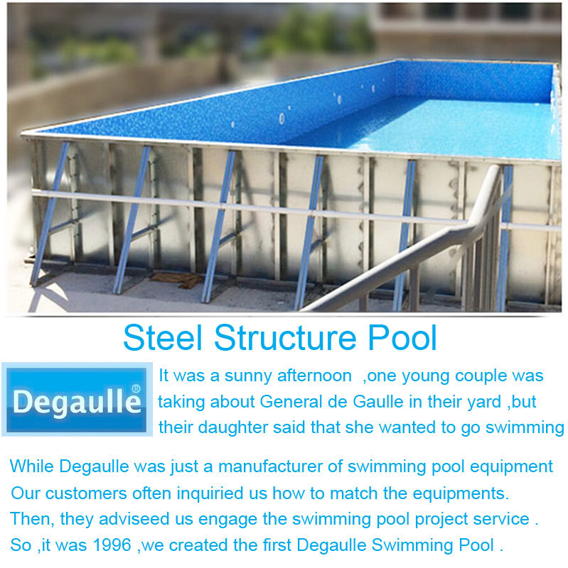 Hot Sale Made In China Direct Factory Piscine Equipment Filtration Monobloc Swimming Pool Sand