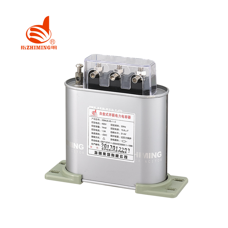 Dry Type Low Voltage 3 Phase 1 kvar Power Factor Correction Power Capacitors Supplier