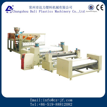 Single layer Cast Extrusion Film Machine