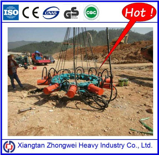 hydraulic rock breaker for excavator used