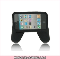 Silicone Hand Grip Cover Skin Case for iphone 4G