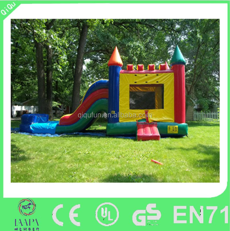 Popular Castle Combo Games Bounce House Combo for Sale