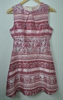 beautiful off shoulder ladies jacquard lolita dress for wedding or party in pink color