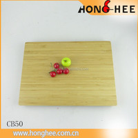 China Supplier High Quality Sqare Bamboo Chopping Board