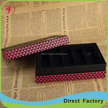 fashion jewelry box with see through windown