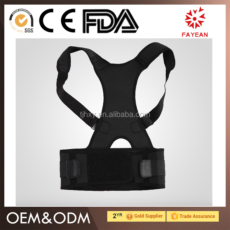 wholesale Factory supply neoprene lower back support belt personal care for runnining