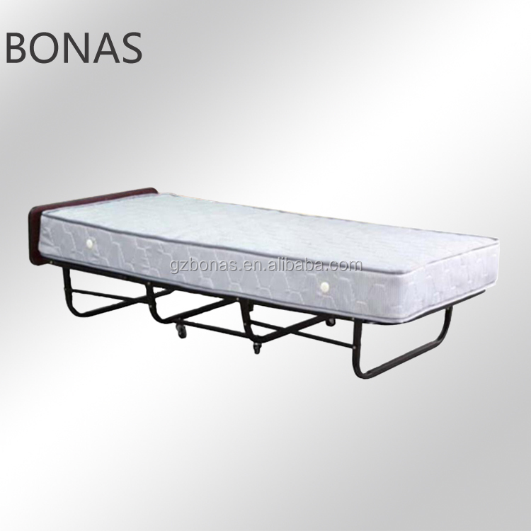 Adult single beds, folding travel bed, folding extra bed