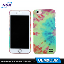 Free sample colorful mobile phone cover accessories water transfer custom all in one phone case for iphone 7 7plus