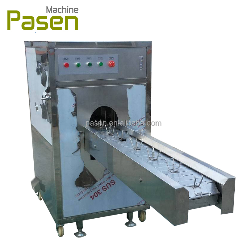 Root and tail onion cutting machine | Industrial onion cutting machine