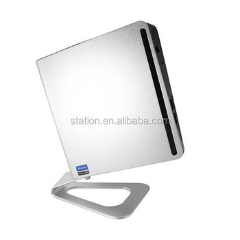 Best chipset hd4000 desktop mini computer i3 2 lan with aluminum alloy case supports OEM