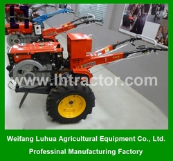 8hp China new agricultural machines cultivator mini hand tractors