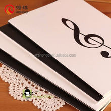 N295-B Made in china quality notebook printing company,clear pvc notebook cover,brand name notebook