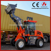 Farm machinery hydraulic chinese garden tractor front end loader loader for sale/farm tractor