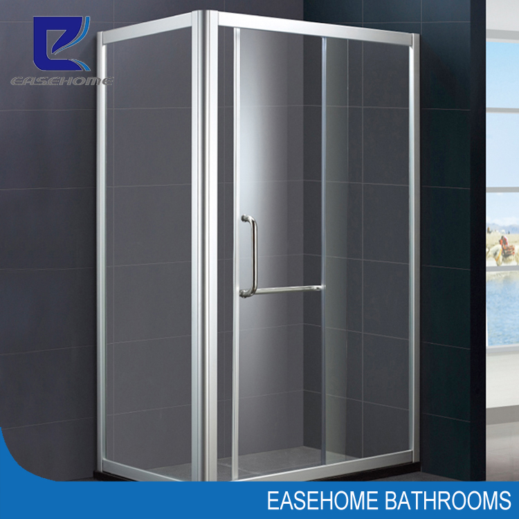 Aluminium Frame Cheap Shower Cubicle Sizes - Buy Aluminium Frame ...