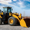 SEM wheel loader 5ton SEM655D front end wheel loader