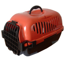 Plastic Dog Flight Cage