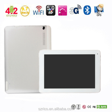 9.7 Inch Quad Core 3G Tablet PC/MTK8382 tablet pc with phone function
