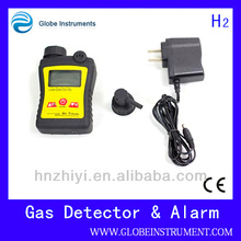 Digital combustible gas detector battery powered gas leak detector for petroleum