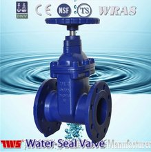 DN65-DN300 Non-rising Stem Gate Valve for water and food